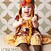 Baby Turkey Ear Flap Hat - 5 Sizes pattern