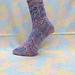 August Day Socks pattern