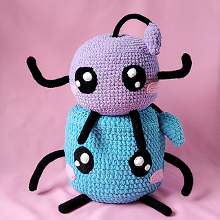 Large Stardew Valley Junimo Small CROCHET PATTERNS.