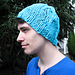Eccentric Cable Beanie pattern