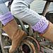 SOMO Boot Cuffs pattern