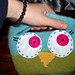 Lil' Hoot Felted Bag pattern