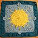 Solar Flare Square pattern