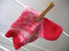 pink sock on line