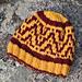 Arroyo Hat pattern