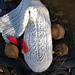 Flying Hearts Socks pattern