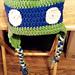 Ninja Turtle hat pattern