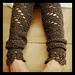 Lacy Leg Warmers pattern
