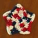Stars & Stripes Coaster pattern