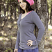 Julia Slouchy Hat pattern