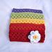 Granny Stripe Headband/Earwarmer pattern