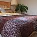 4 Strand Knit, Easy Chunky Block Blanket pattern