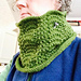 Easy Lace Cowl pattern