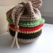 Hamburger Bag pattern