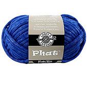 Blue --1 each Loops /& Threads Stock Photo Phat Yarn
