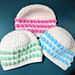The Baby Bobble Beanie pattern