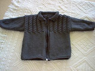 Cable Yoke Jacket
