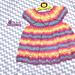 Baby Jewel Dress pattern
