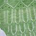 Vert printemps pattern