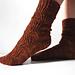 Cannelle Socks pattern
