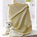 JB174 Hooded Blanket pattern