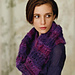 Crispin Snood pattern