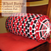 Wheel Barrow Cushion Cover and Pad pattern