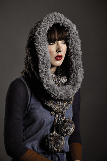 Rowan Big Accessories using Alpaca Chunky//Thick/& Thin//Tumble//Fur
