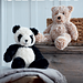 Panda and Teddy Bears 2495 pattern