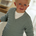 Textured Stripes Vest and Sweaters 2062 pattern