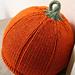 Kürbis Baby Hat pattern