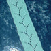 Spring Bookmark pattern