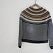 Marinière Sweater for Women pattern