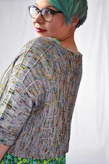 Gridlines pattern by Susanne Sommer