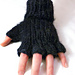 Thing Warmers - Bulky Fingerless Gloves pattern