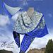 Arizona Skies Shawl pattern