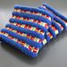 Squeezebox Wristwarmers pattern