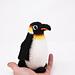 Emperor Penguin pattern