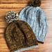 Snowfall Beanie pattern