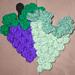 Bunch O' Grapes Tawashi pattern