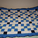 Nine Patch Crocheted Afghan pattern