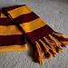 Hogwarts Scarf pattern