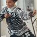 #31 Norwegian Pullover pattern