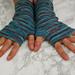 Nuriye Mitts pattern