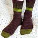 Form + Function Socks pattern