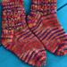 Sweetest Baby Socks pattern