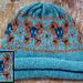 butterfly skullcap pattern