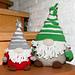 Gnome - Doorstop, Decoration pattern