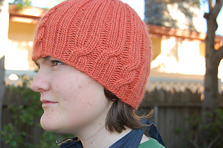 orange hat of death
