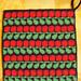 Lingonberry Potholder pattern